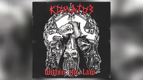 "КОМАТОЗ ""В рамках закона / Within the law"" `12 LP"