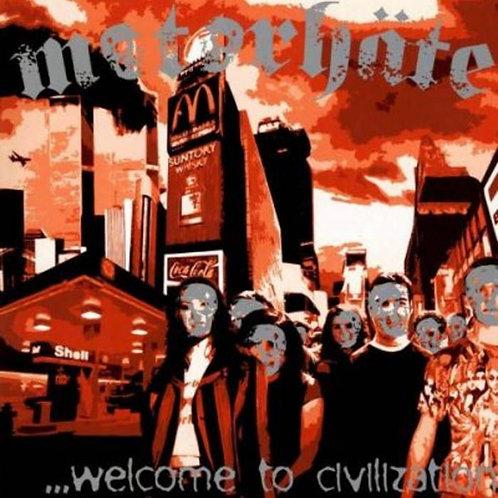 Motorhate – ...Welcome To Civilization, LP (2004) (black metal/crust)