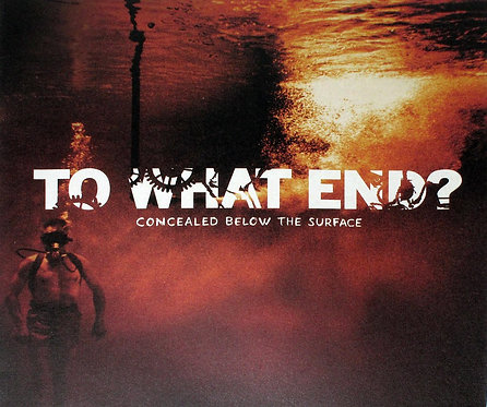 To What End? – Concealed Below The Surface (LP)