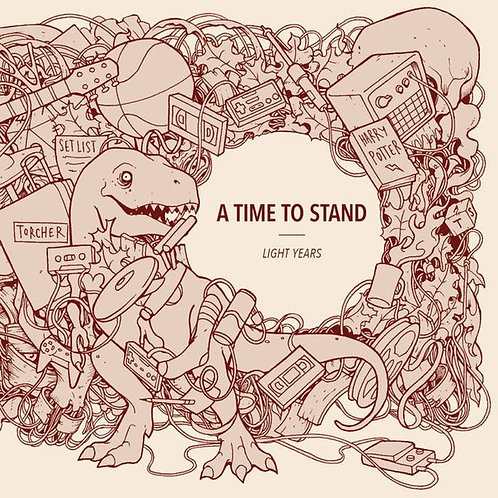 """A Time To Stand - Light Years (2019) LP 12"""""""