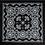 Thumbnail: Бандана (черный цвет)