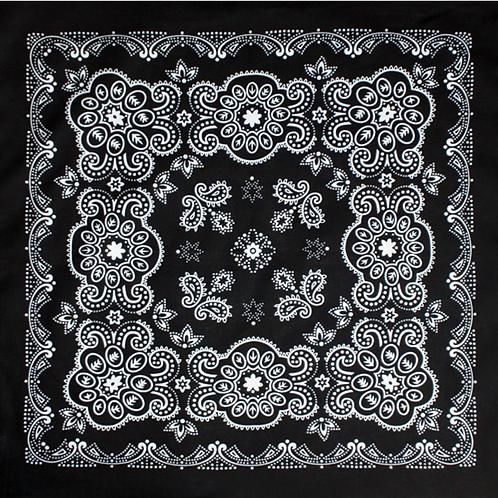 Бандана (черный цвет)