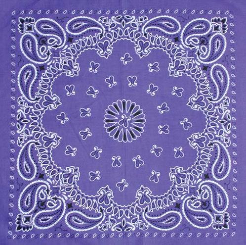 Бандана (фиолетовый цвет)