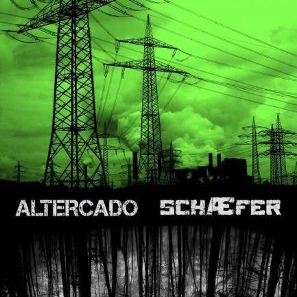 Altercado/Schaefer SPLIT (LP) (crust/d-beat)