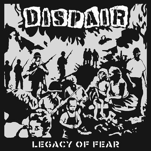 DISPAIR – Legacy Of Fear (crust/ d-beat)