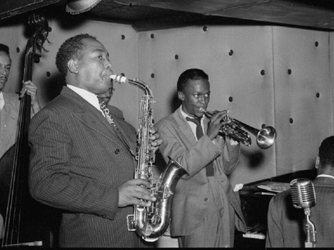 Би-Боп - эволюция джазового андерграунда