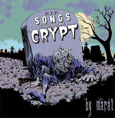 Marat – Songs From The Crypt [2009, Netherlands] (screamo)