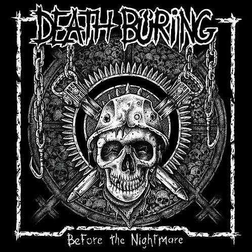 Death Buring – Before The Nightmare (metal punk)