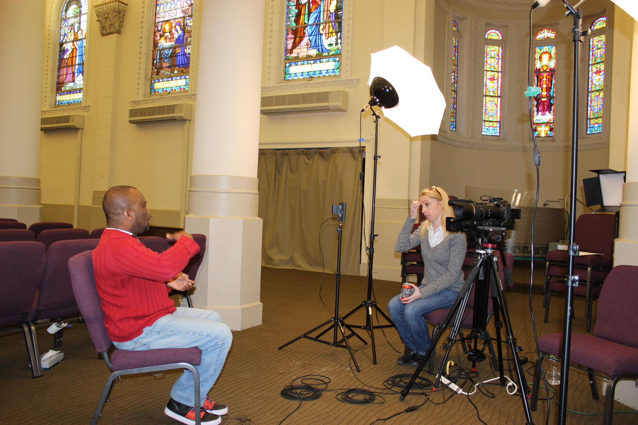 Interview Style Commercial #5a