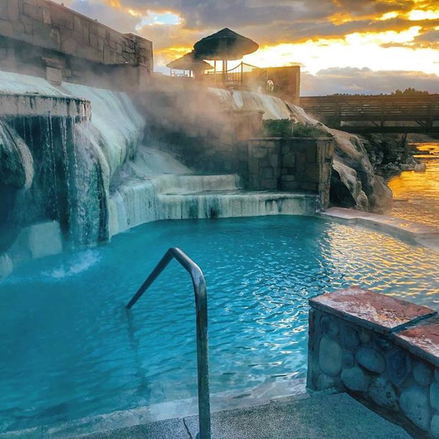 The Seredipity Pool at The Springs Resort & Spa
