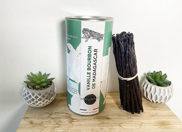 20 gousses de Vanille noire gourmet +17 cm - Sélection Matoy