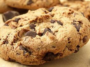 Cookies chocolat à l'extrait de vanille