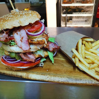 Tower Burger only £9.95, Every Tuesday,