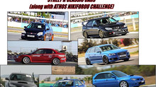 3rd round Time Attack Championship 2014