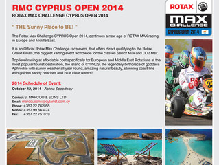 Rotax Max Challenge Cyprus Open 2014