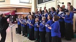 Boeke Road Baptist Church Choir