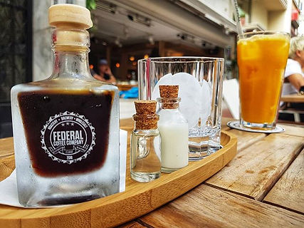 #coldbrew #coffee for that morning kick,