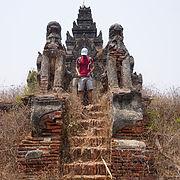 Древний город Пакханджи