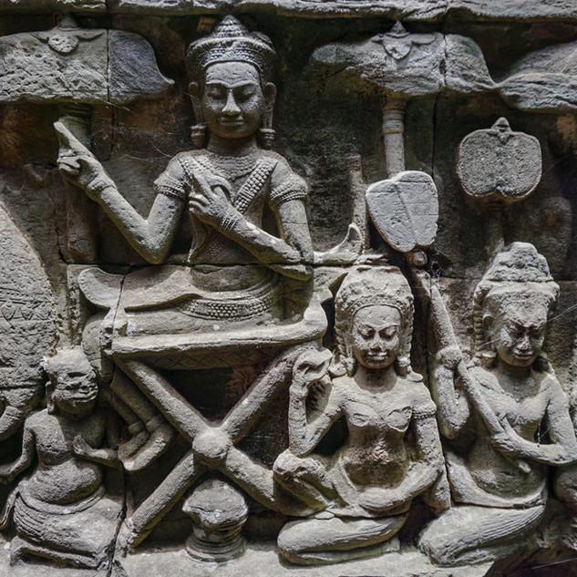 Храмы Ангкора, Сием Рип, Камбоджа