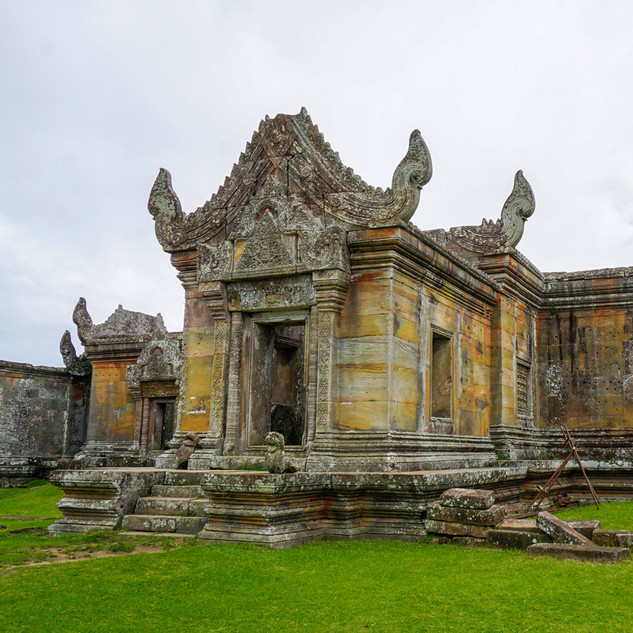 Граница с Таиландом, Камбоджа