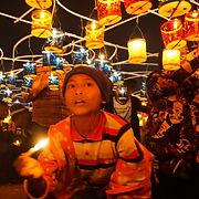 Фестиваль Света в Мьянме