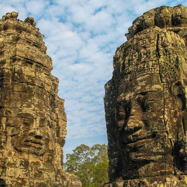 Храмовый комплекс Байон, Сием Рип, Камбоджа