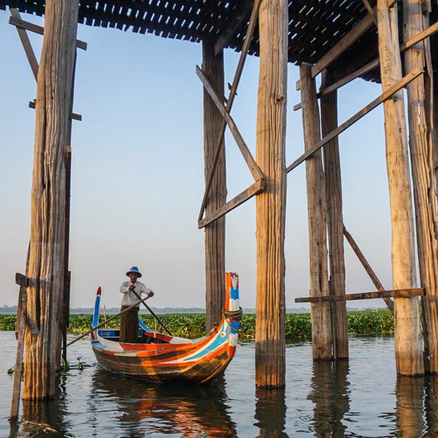 Амарапура, Мьянма