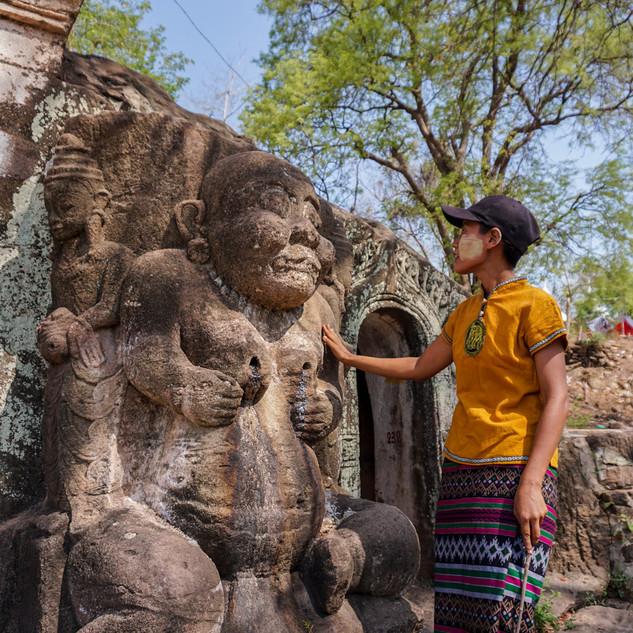 Пхо Вин Даунг, Мьянма