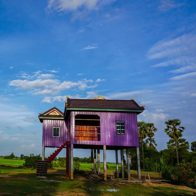Провинция Кампонг Том, Камбоджа