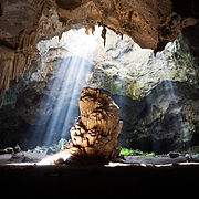 Пещеры Мьянмы