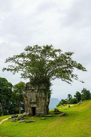 Храм Пра Вихеа, Камбоджа