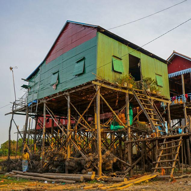 Кампонг Клейн, Камбоджа