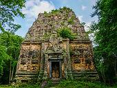 Храм Самбор Прей Кук, Камбоджа