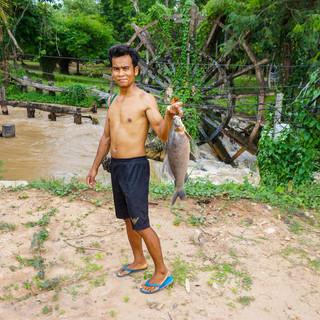 4000 островов, Меконг, Лаос