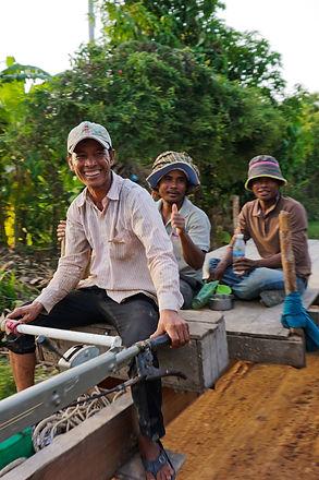 Кампонг Чам, Камбоджа