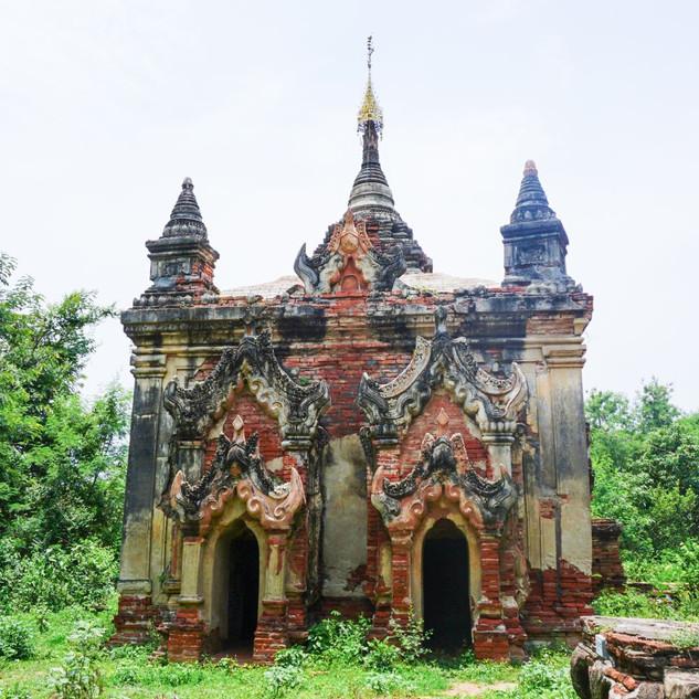 Инва, Мьянма