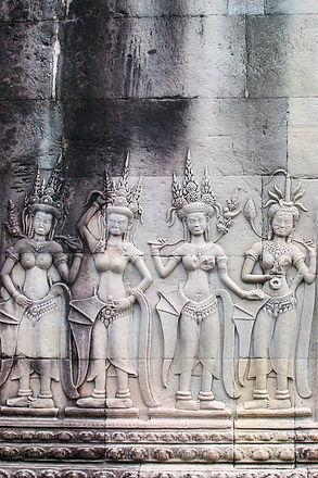 Храмы Ангкора, Камбоджа