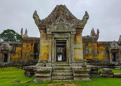 Храм Прэа Вихеа, Камбоджа