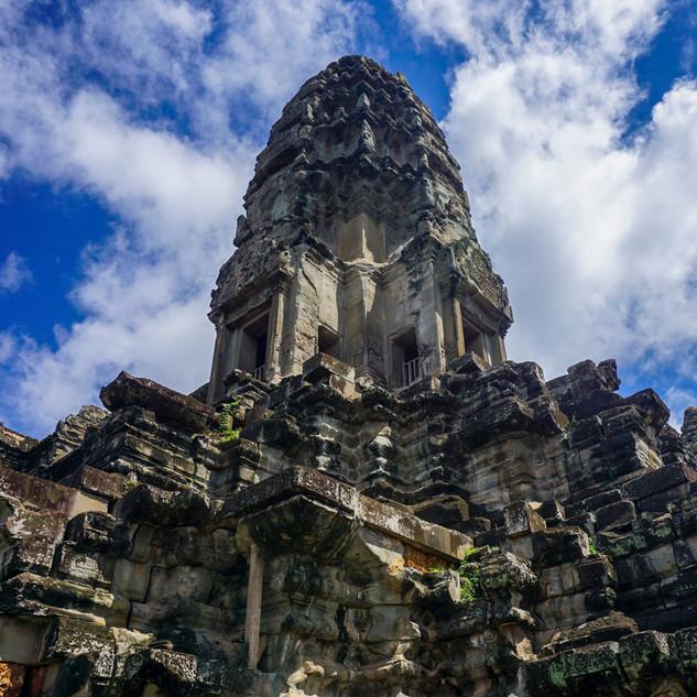Археологическая зона Ангкора, Камбоджа
