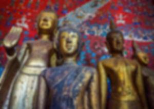 Храмы Луанг Прабанга, Лаос