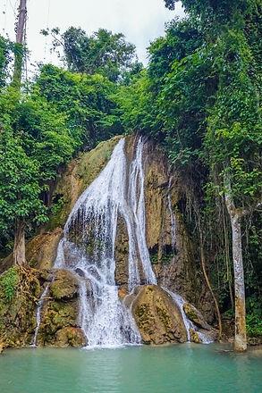 Окрестности Луанг Прабанга, Лаос