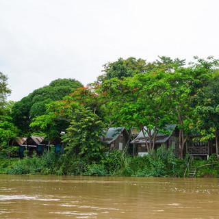 4000 островов, Лаос