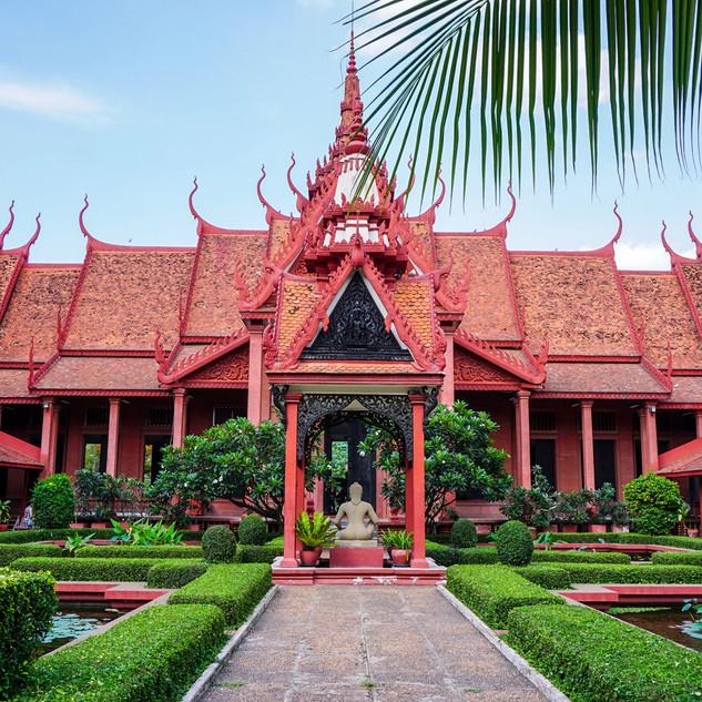 Пномпень, столица Камбоджи