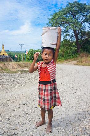 Деревня Лон Та, Нагапали, Мьянма