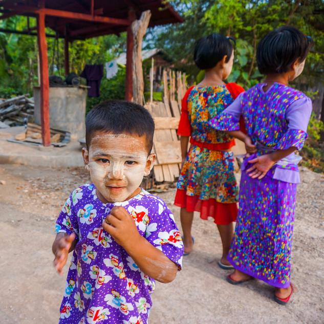 Миоджи, Мьянма