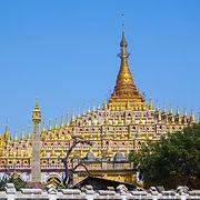 Авторскийтур Мьянма Инсайдер + Атмосферный Пхо Вин Даунг
