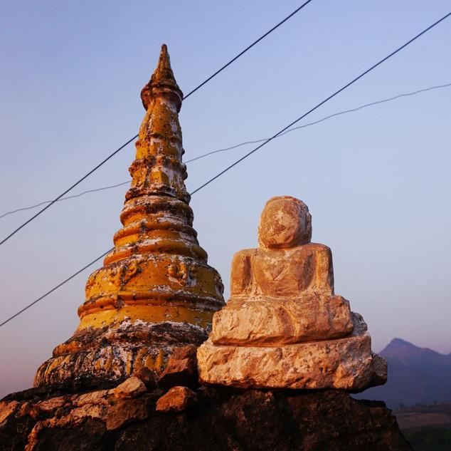 Иванган, Мьянма