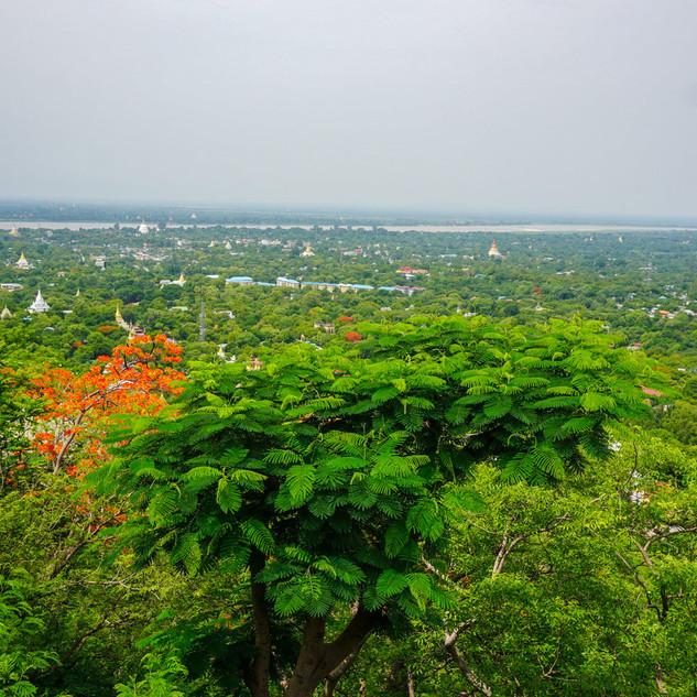 Сакайн, Мьянма