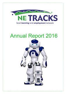 NE Tracks LLEN_2016 Annual Report Front