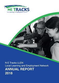 NE Tracks LLEN_2018 Annual Report Front